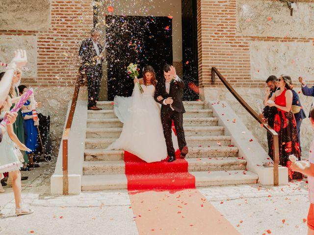 La boda de Sergio y Génesis en Alcalá De Henares, Madrid 27