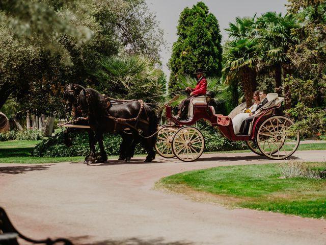 La boda de Sergio y Génesis en Alcalá De Henares, Madrid 38