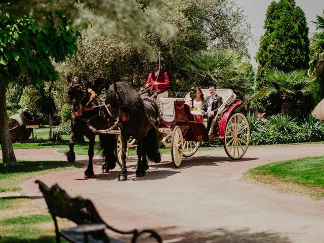 La boda de Sergio y Génesis en Alcalá De Henares, Madrid 39