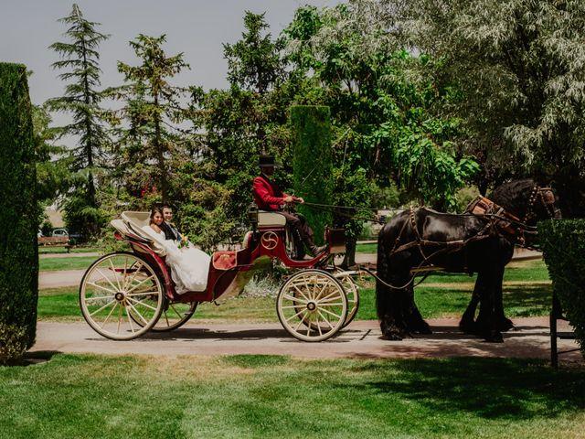 La boda de Sergio y Génesis en Alcalá De Henares, Madrid 40