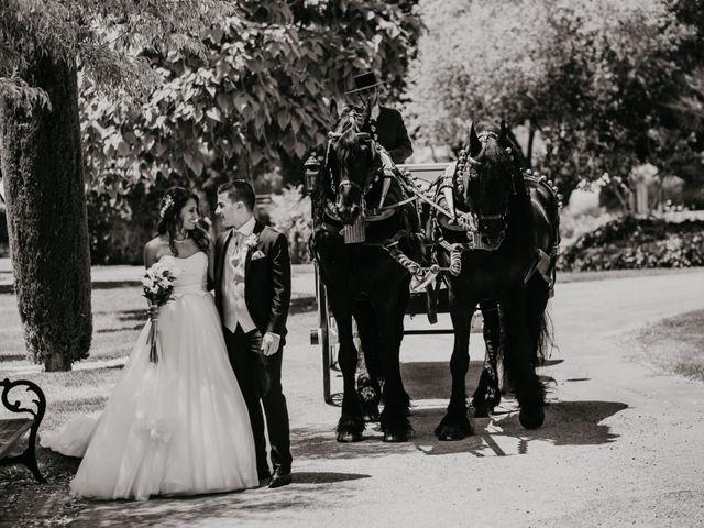 La boda de Sergio y Génesis en Alcalá De Henares, Madrid 41