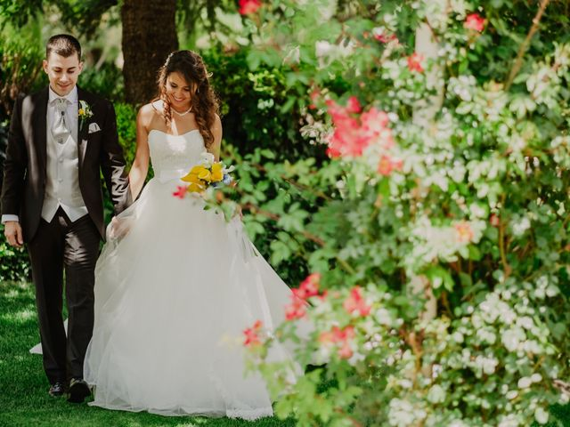 La boda de Sergio y Génesis en Alcalá De Henares, Madrid 49