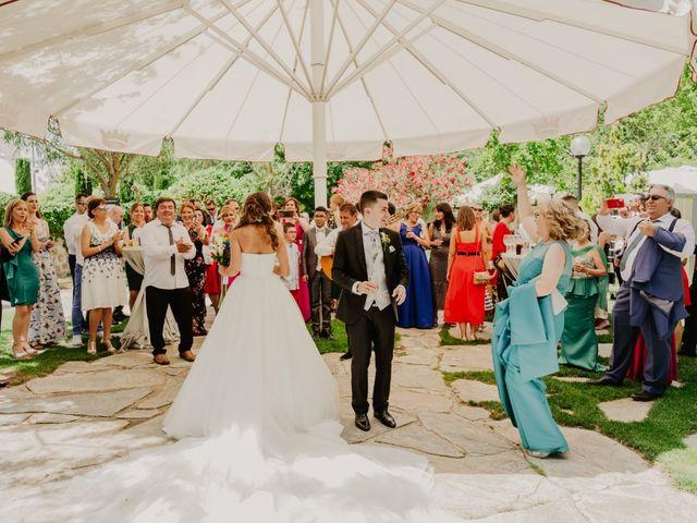 La boda de Sergio y Génesis en Alcalá De Henares, Madrid 62