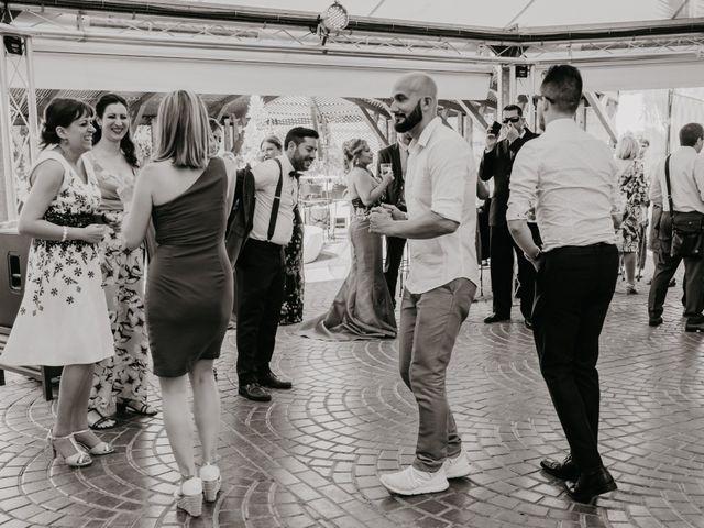 La boda de Sergio y Génesis en Alcalá De Henares, Madrid 94