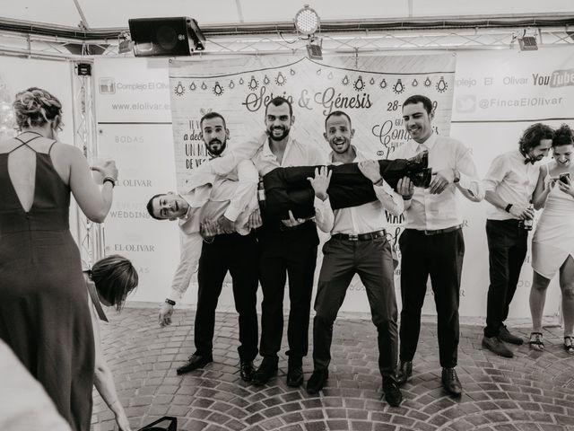 La boda de Sergio y Génesis en Alcalá De Henares, Madrid 103