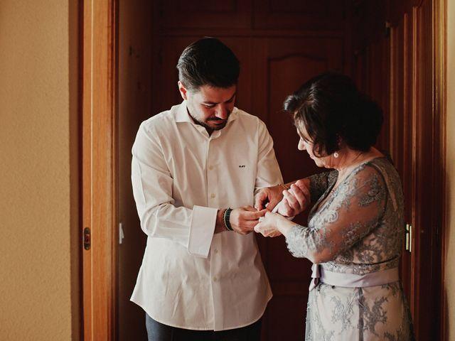 La boda de Víctor y María en Piedrabuena, Ciudad Real 11