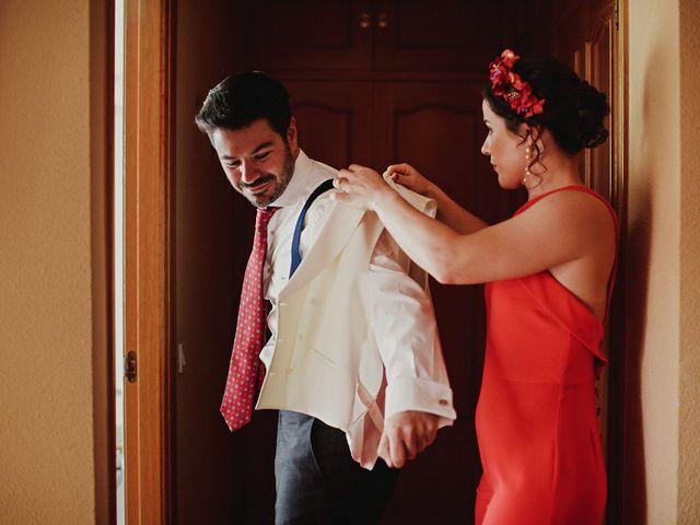 La boda de Víctor y María en Piedrabuena, Ciudad Real 17