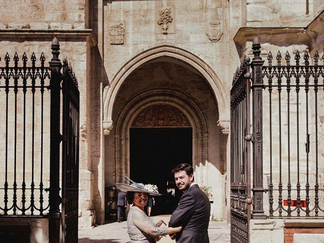 La boda de Víctor y María en Piedrabuena, Ciudad Real 77