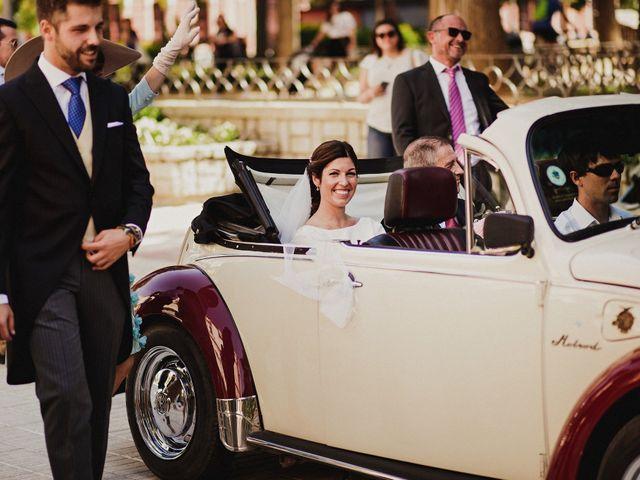 La boda de Víctor y María en Piedrabuena, Ciudad Real 84