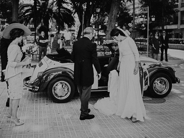 La boda de Víctor y María en Piedrabuena, Ciudad Real 85