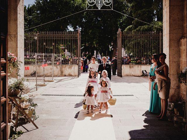 La boda de Víctor y María en Piedrabuena, Ciudad Real 88