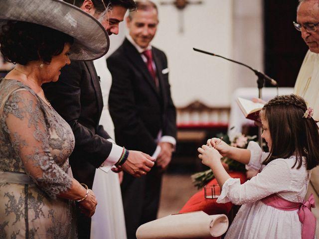 La boda de Víctor y María en Piedrabuena, Ciudad Real 106