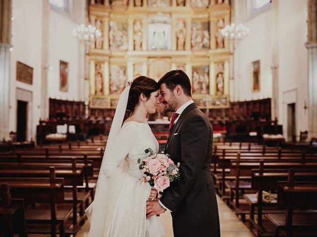 La boda de Víctor y María en Piedrabuena, Ciudad Real 114