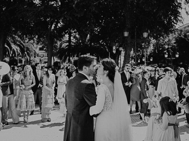 La boda de Víctor y María en Piedrabuena, Ciudad Real 119
