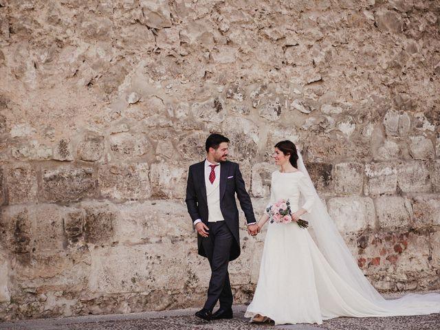 La boda de Víctor y María en Piedrabuena, Ciudad Real 123