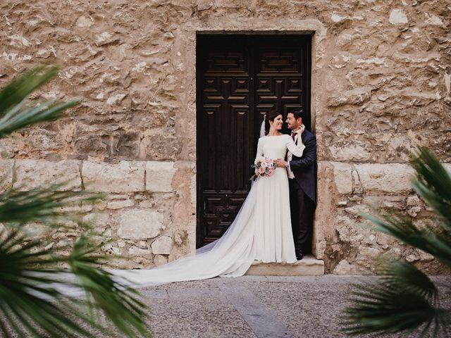 La boda de Víctor y María en Piedrabuena, Ciudad Real 126
