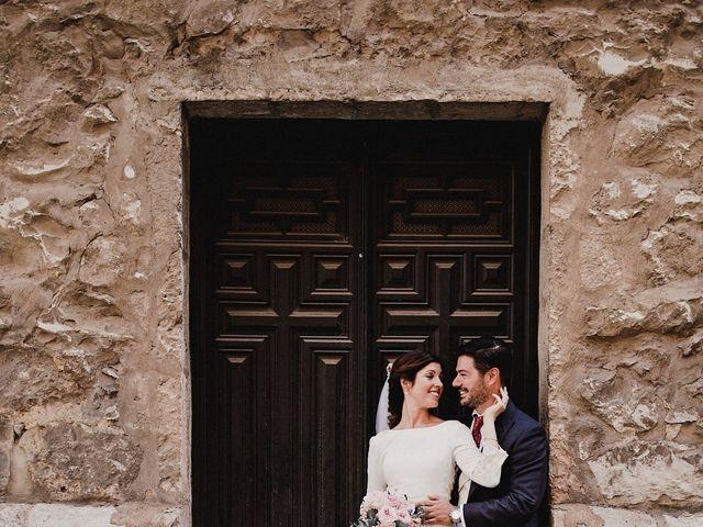 La boda de Víctor y María en Piedrabuena, Ciudad Real 127