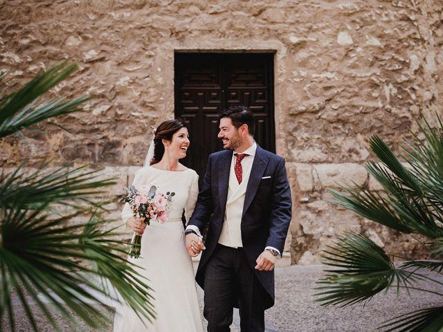 La boda de Víctor y María en Piedrabuena, Ciudad Real 129