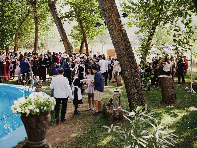 La boda de Víctor y María en Piedrabuena, Ciudad Real 143