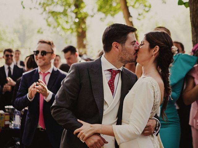 La boda de Víctor y María en Piedrabuena, Ciudad Real 160