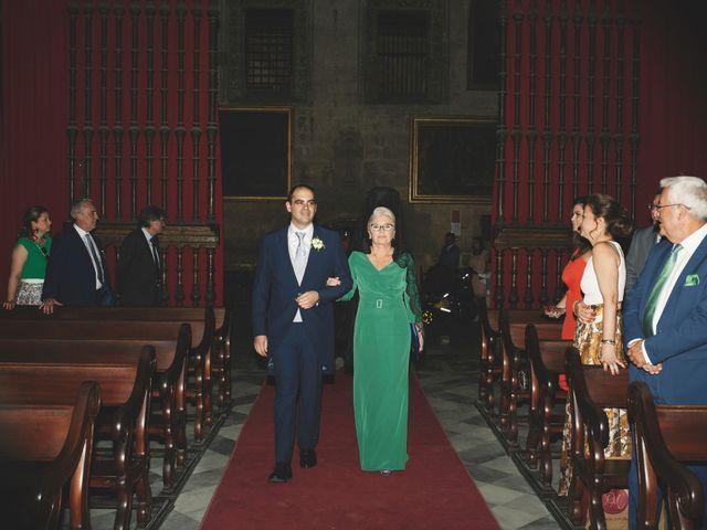 La boda de Javier y Karina en Sanlucar La Mayor, Sevilla 25
