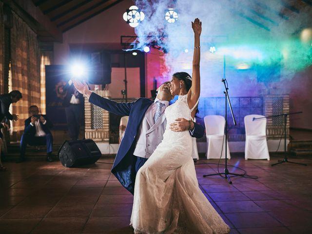 La boda de Javier y Karina en Sanlucar La Mayor, Sevilla 42