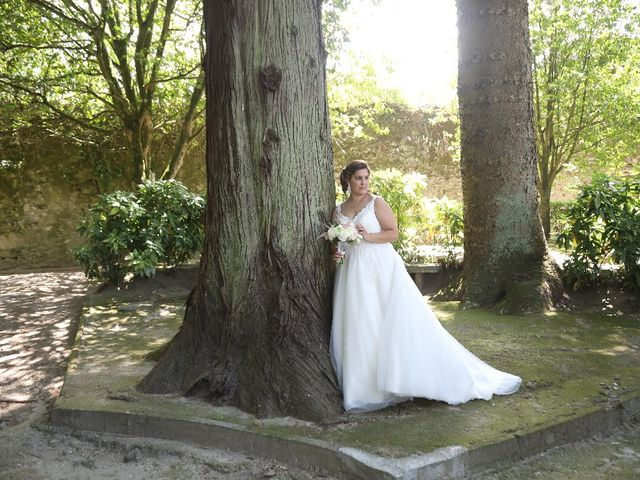 La boda de Juan y Lorena en Redondela, Pontevedra 16