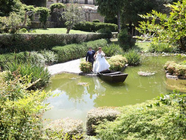La boda de Juan y Lorena en Redondela, Pontevedra 19