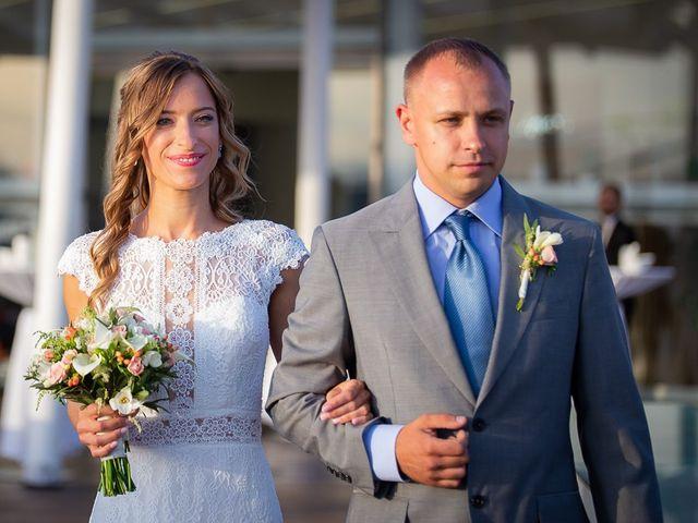 La boda de Alex y Irina en Zaragoza, Zaragoza 21