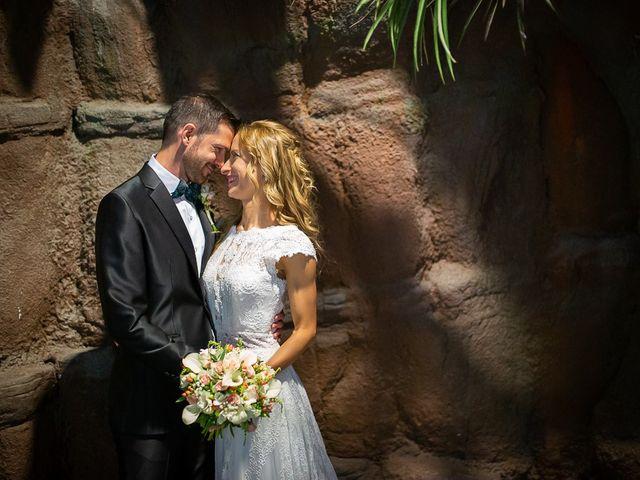 La boda de Alex y Irina en Zaragoza, Zaragoza 33