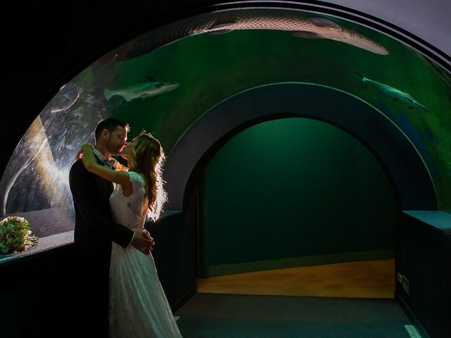 La boda de Alex y Irina en Zaragoza, Zaragoza 35