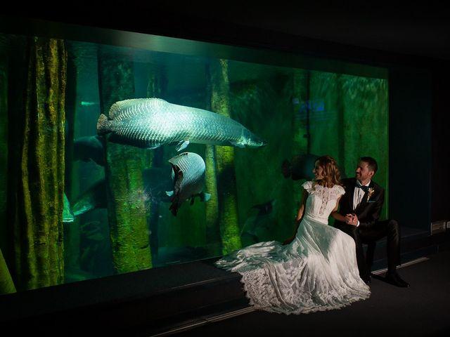 La boda de Alex y Irina en Zaragoza, Zaragoza 36