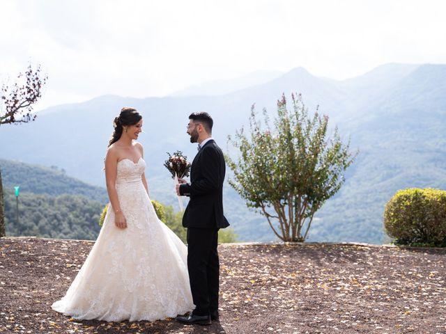 La boda de David y Montse en Montseny, Barcelona 20