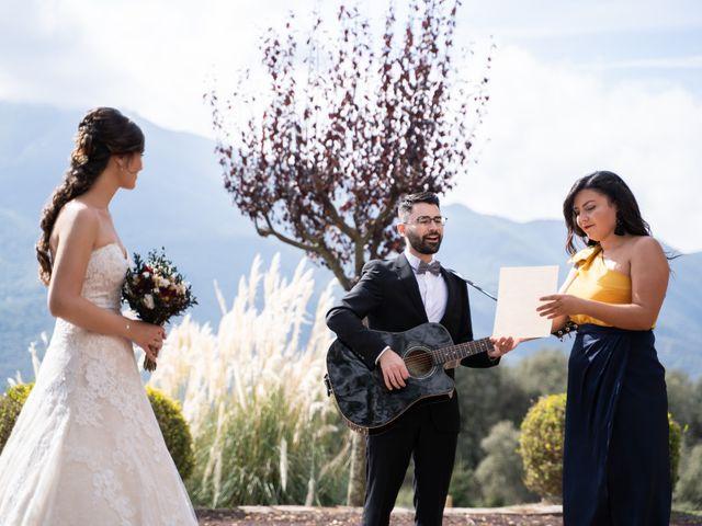 La boda de David y Montse en Montseny, Barcelona 21