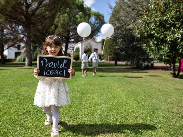 La boda de David y Montse en Montseny, Barcelona 23
