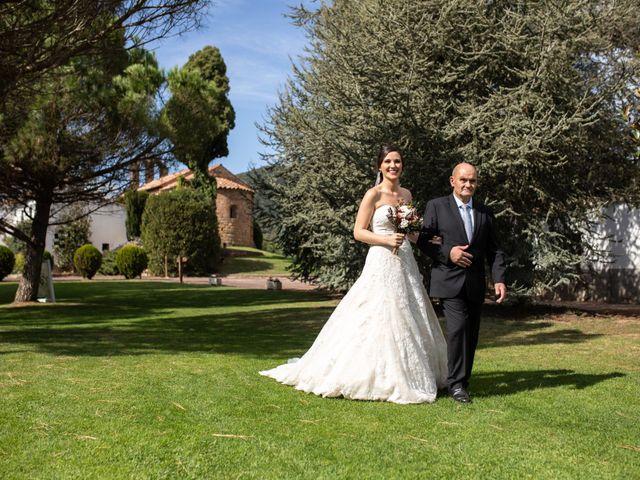 La boda de David y Montse en Montseny, Barcelona 24