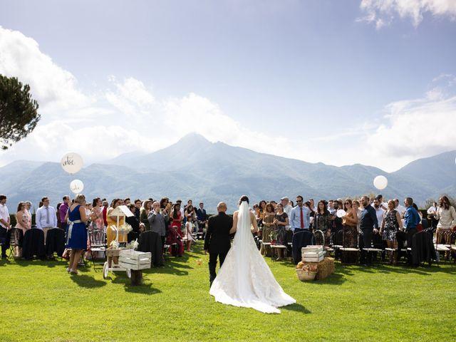 La boda de David y Montse en Montseny, Barcelona 25