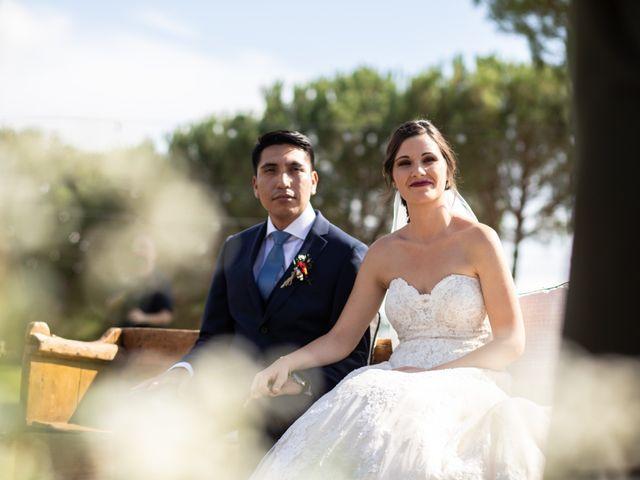 La boda de David y Montse en Montseny, Barcelona 27