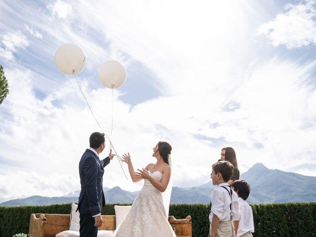 La boda de David y Montse en Montseny, Barcelona 32