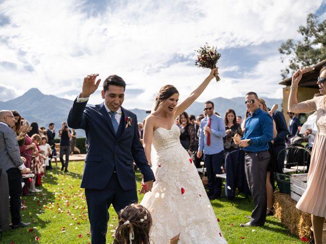 La boda de Montse y David