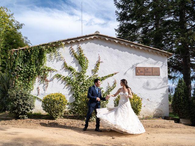 La boda de David y Montse en Montseny, Barcelona 38