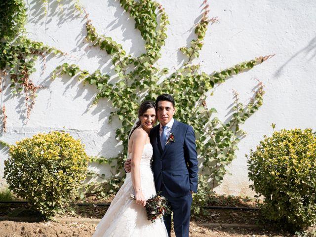 La boda de David y Montse en Montseny, Barcelona 42