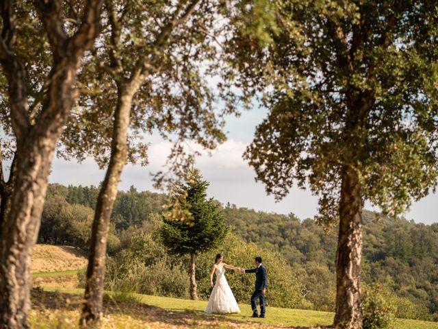 La boda de David y Montse en Montseny, Barcelona 43