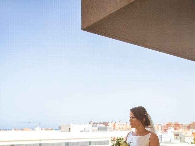 La boda de Jose y Ioana en Roquetas De Mar, Almería 3