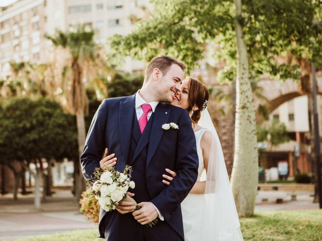 La boda de Ioana y Jose