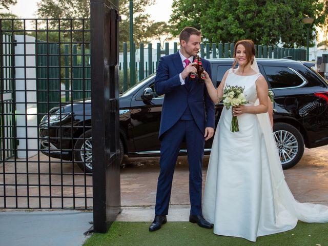 La boda de Jose y Ioana en Roquetas De Mar, Almería 7