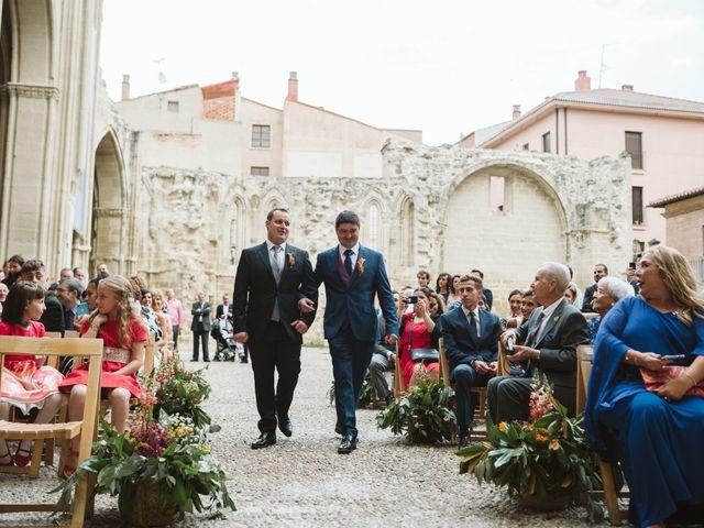 La boda de Pablo y Sara en Logroño, La Rioja 7