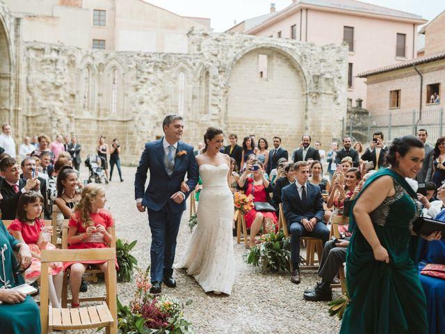 La boda de Pablo y Sara en Logroño, La Rioja 8