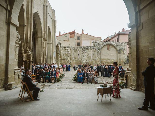 La boda de Pablo y Sara en Logroño, La Rioja 13