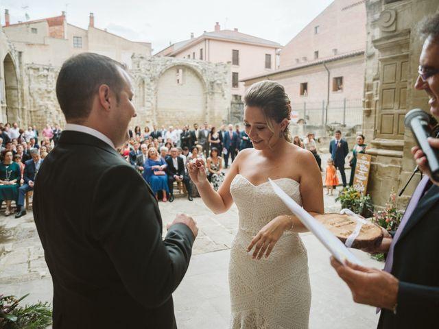 La boda de Pablo y Sara en Logroño, La Rioja 16